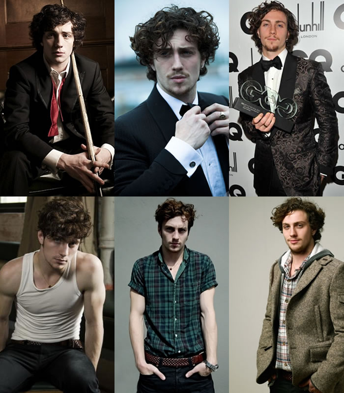 The Aaron Johnson Look Book - GQ Best Dressed Male 2011