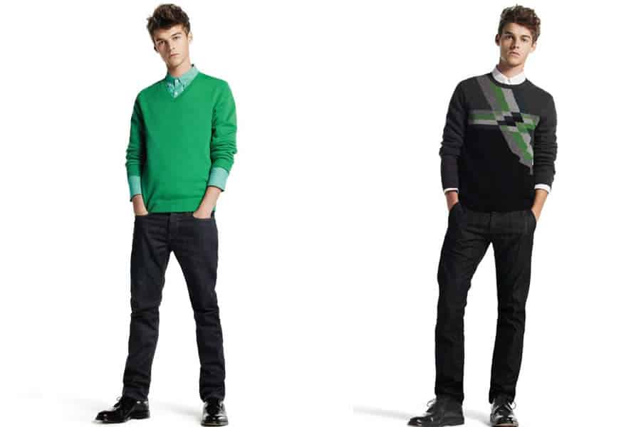 Joe Fresh Holidy 2012 Advertising Campaign - Image #4