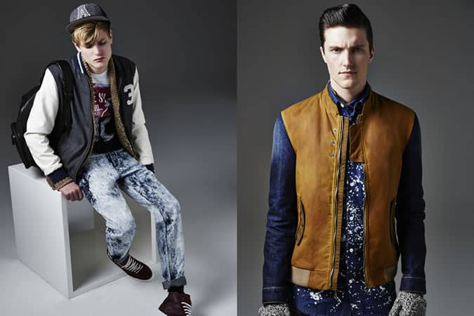 River Island Autumn/Winter 2013 Collection