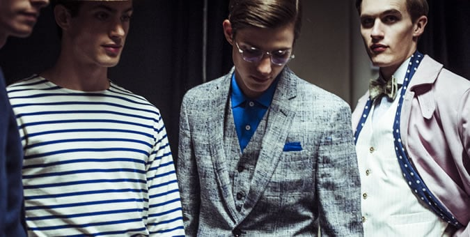 London Collections: MEN SS14: The Key Themes