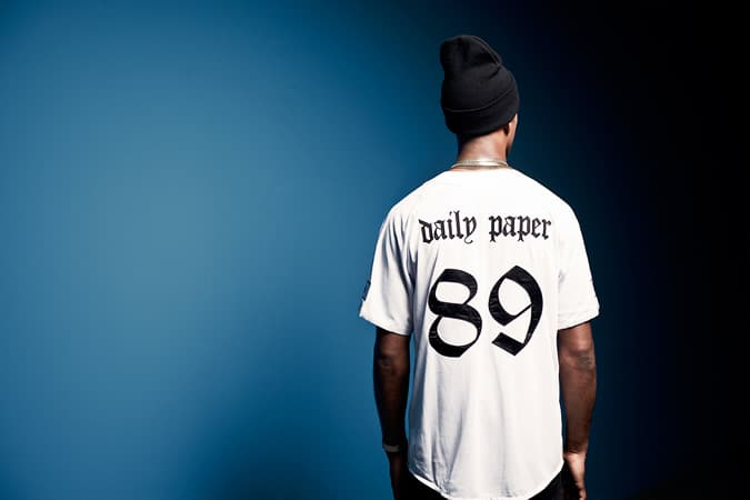 Daily Paper Autumn/Winter 2013 Collection