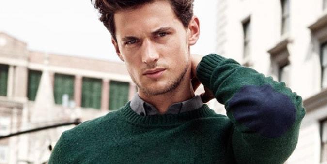 Men's AW13 Key Colour Trend: Emerald Green