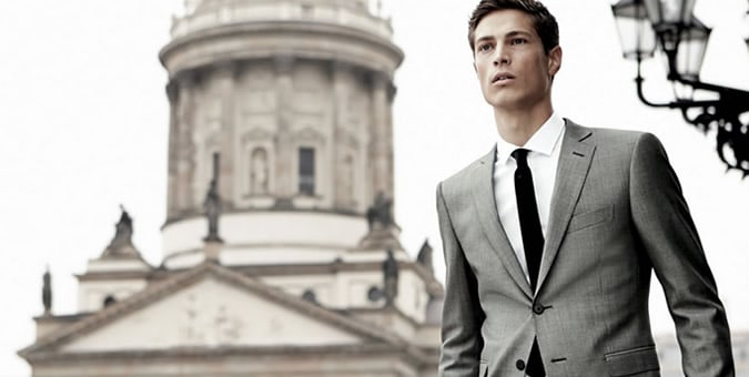 In Defence Of The Grey Suit