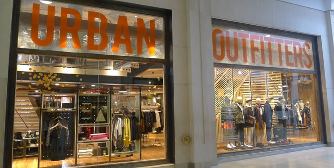 Urban Outfitters Opens Leicester Store