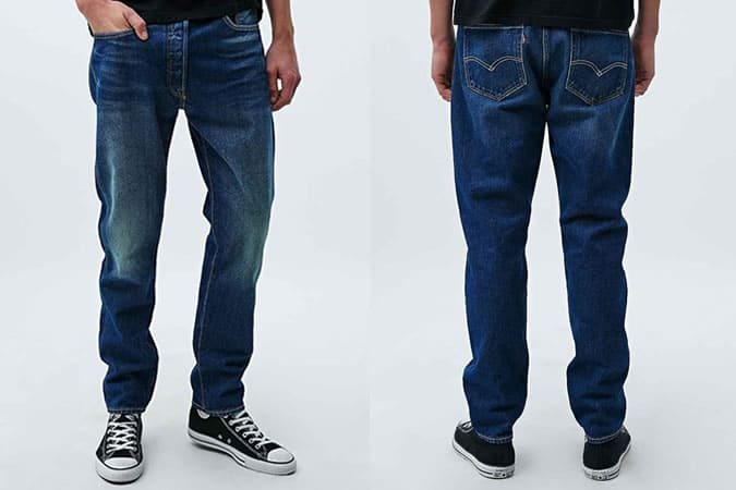 Levi's 501 CT Tapered Jeans in Celebration