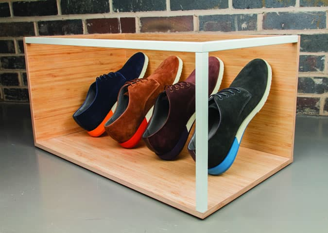 Anthony Miles SS15 Footwear Collection
