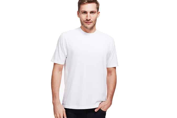 M&S COLLECTION Pure Cotton Stay Soft T-Shirt