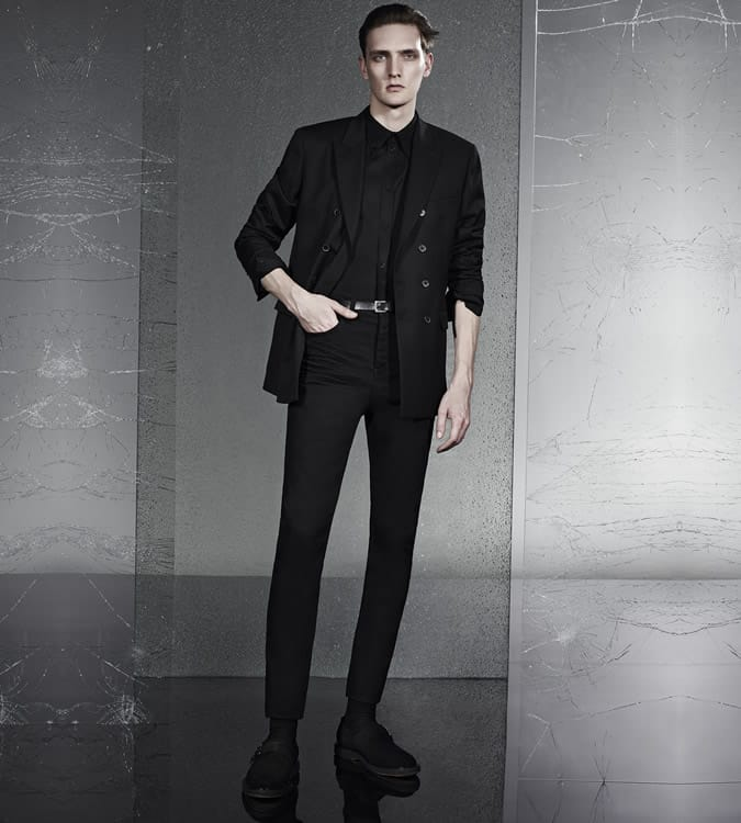 Men's All-Black Outfit