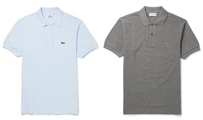 Lacoste Polo Shirts for Men