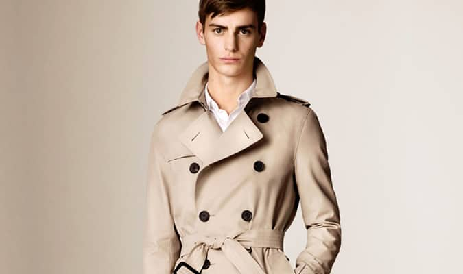 Men's Burberry Outerwear and Trench Coats
