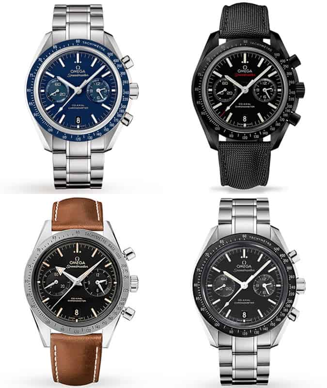 Men's Omega Speedmaster Watches
