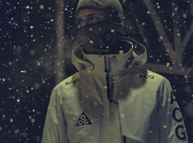 NikeLab ACG Holiday Collection