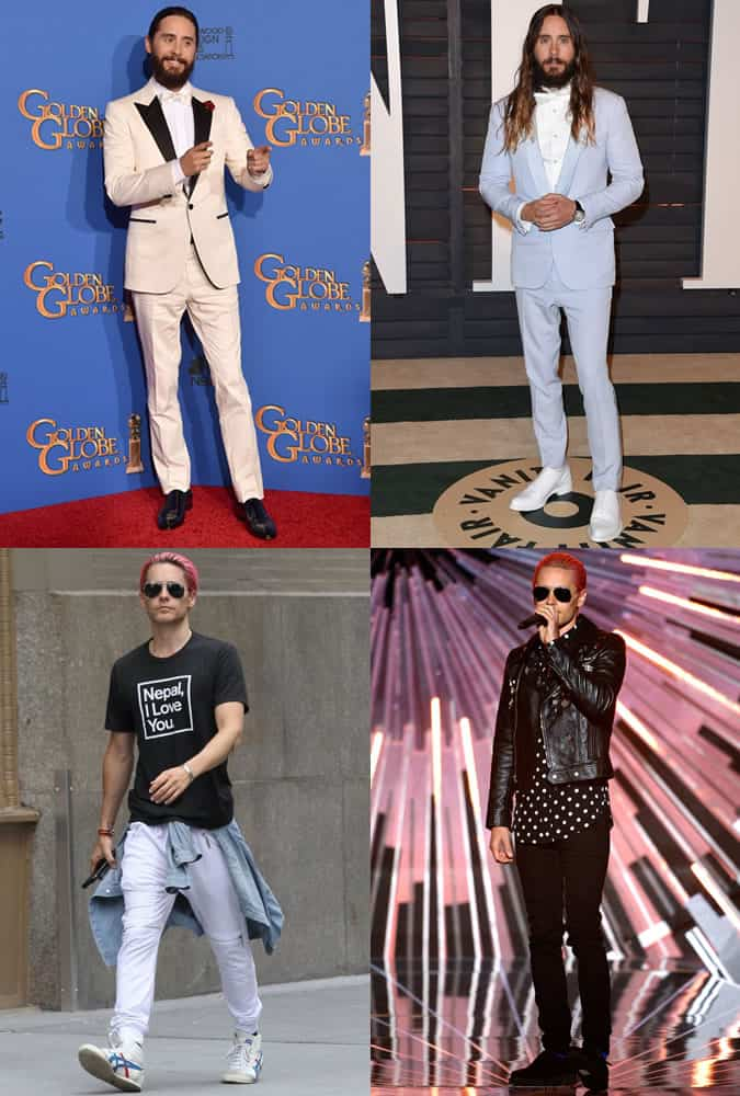 Unlikely Style Icon: Jared Leto