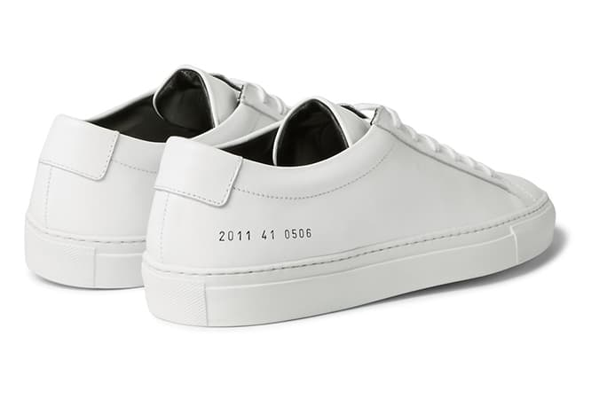 Mr Porter x Common Projects Trainers