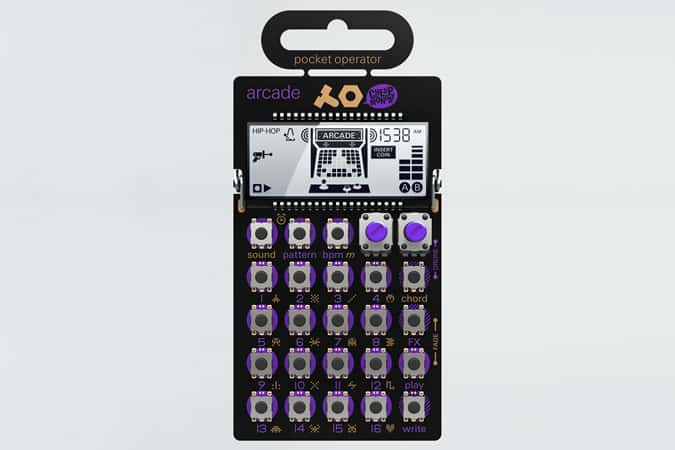 Cheap Monday X Teenage Engineering Pocket Operator 20 Series