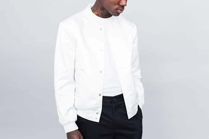 Proper Gang Mary Satin Club Jacket