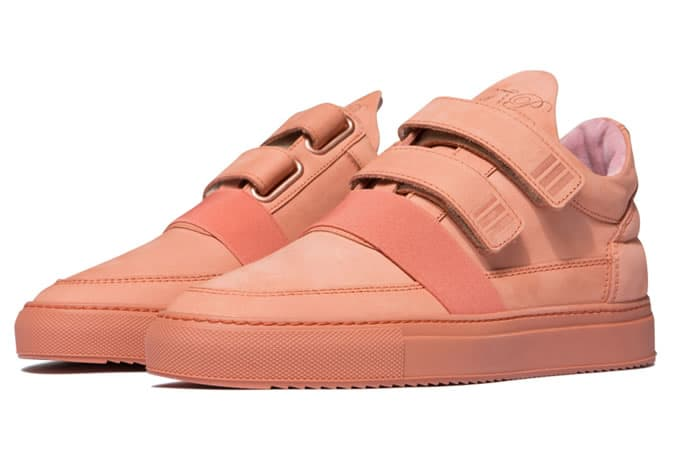 Filling Pieces Low Top Double Strap