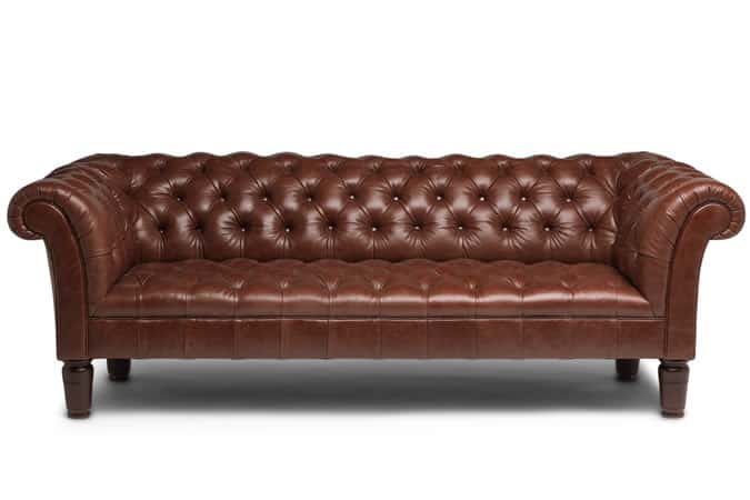 Soho Home Chesterfield Sofa