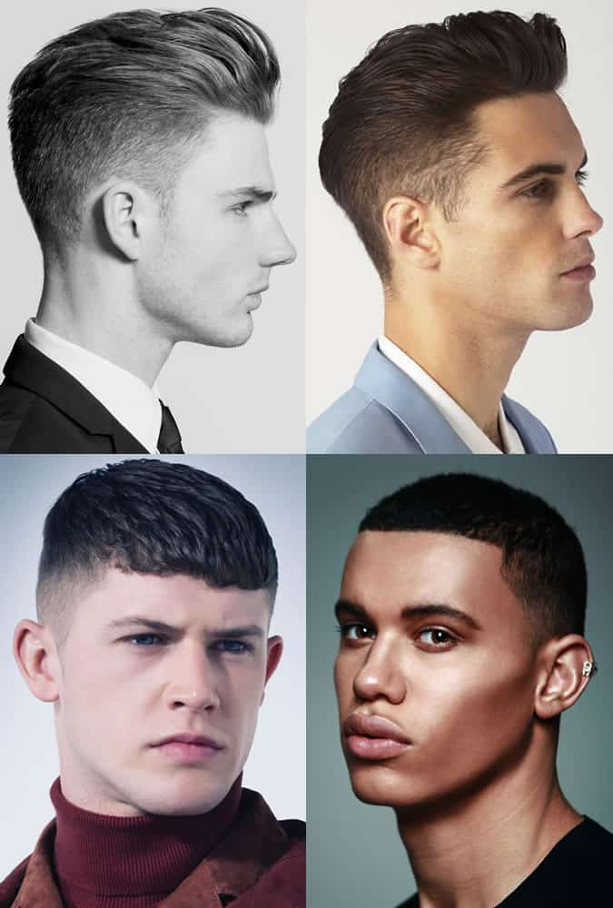 Men's Taper Fade Haircuts and Hairstyles