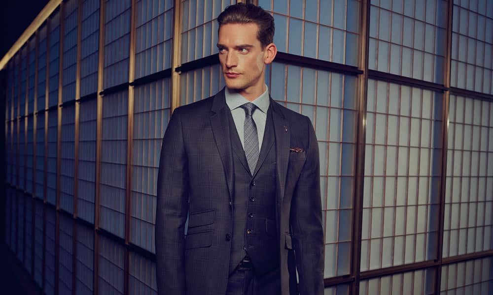 Ted Baker AW16 Mission Impeccable - Tailoring and Separates