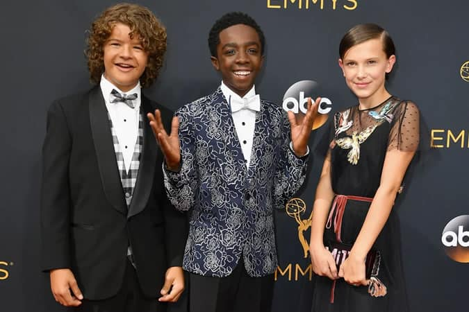 The Stranger Things Gang