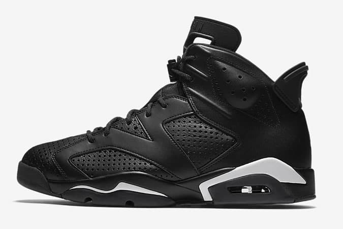 Nike Air Jordan VI Retro - Black Cat