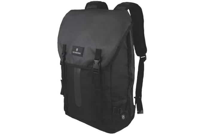 Victorinox Flapover Drawstring Laptop Backpack