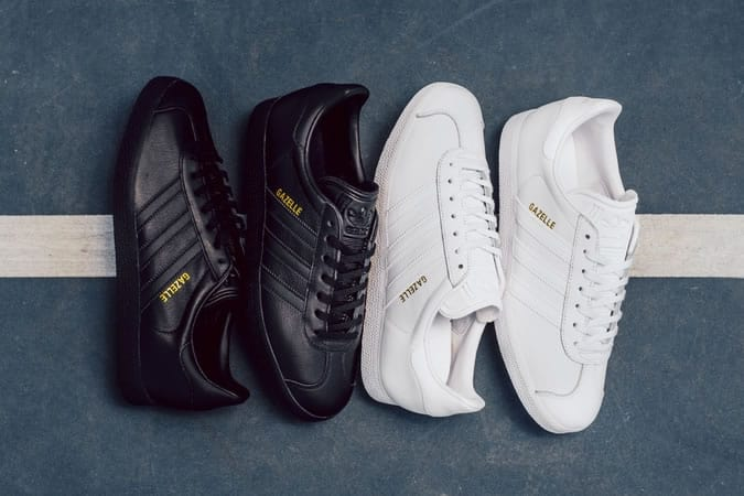 Adidas Originals Gazelle Leather Premium