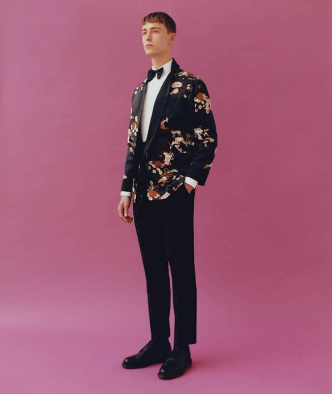 Occasion Tailoring - Topman x Charlie Casely-Hayford