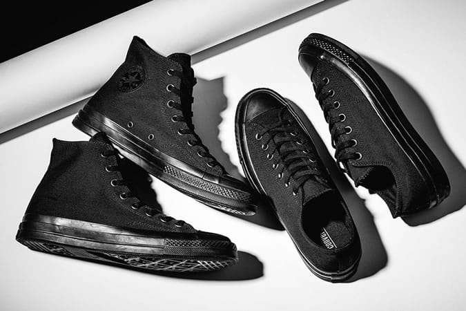 Converse Chuck Taylor All Star '70s Triple Black Sneakers