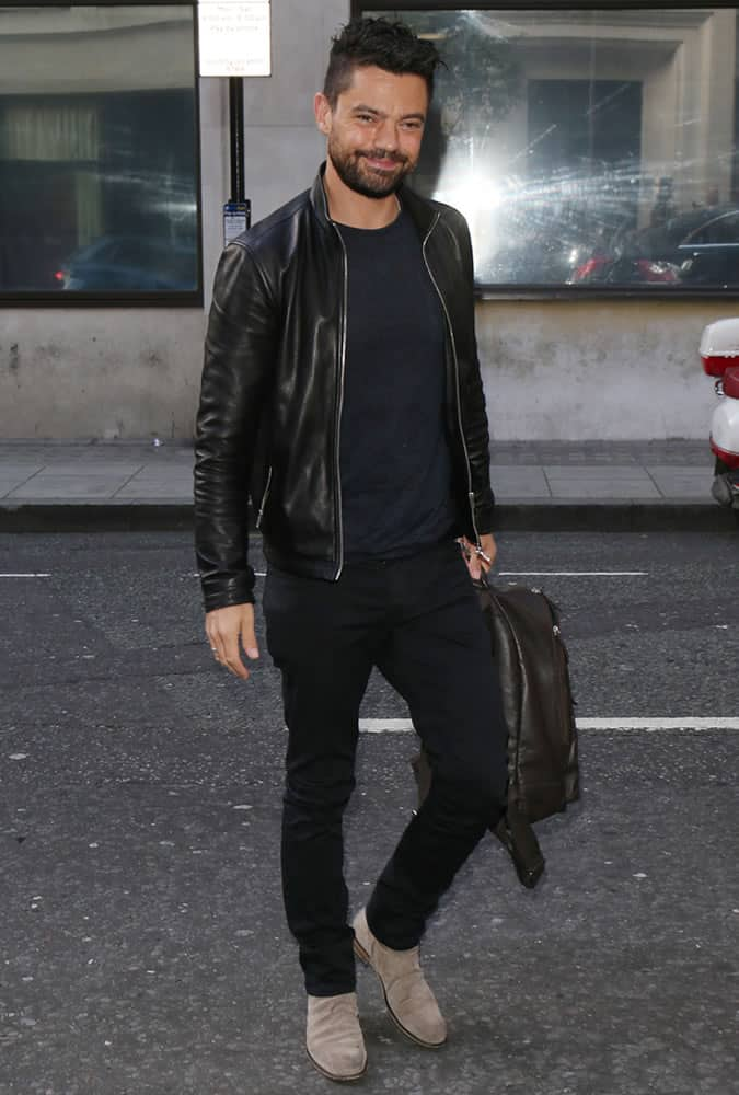 The Best Dressed Men Of The Week Dominic Cooper