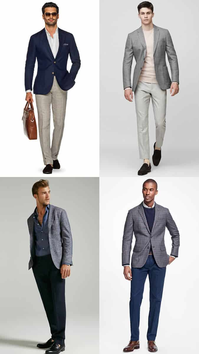 How to wear men's separates