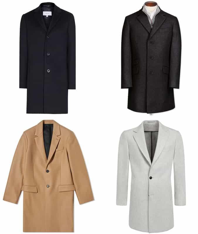 the best tailored overcoats for men