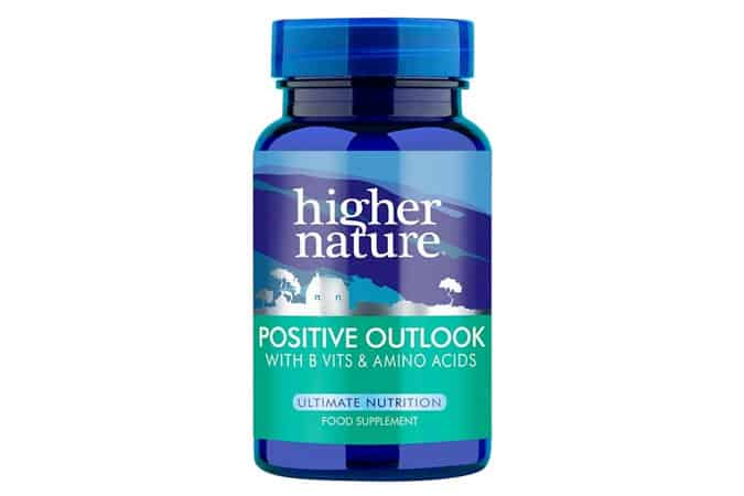 Higher Nature Positive Outlook Capsules