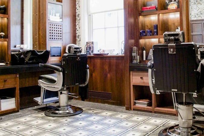 Dunhill The Spa & Barber At Bourdon House (Mayfair)