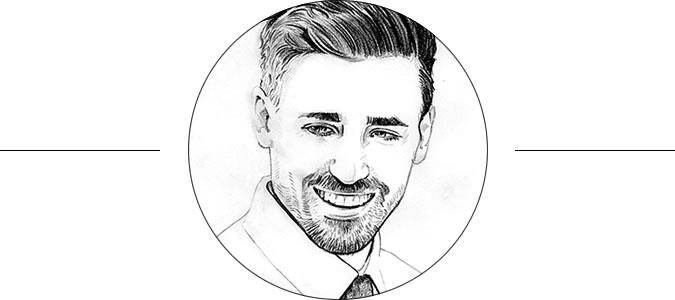 Ben Herbert, FashionBeans Editor In Chief