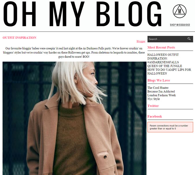 Oh My Blog - Missguided's Official Blog