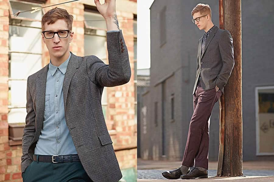 PS by Paul Smith Autumn/Winter 2012 Men's Lookbook - Image #2