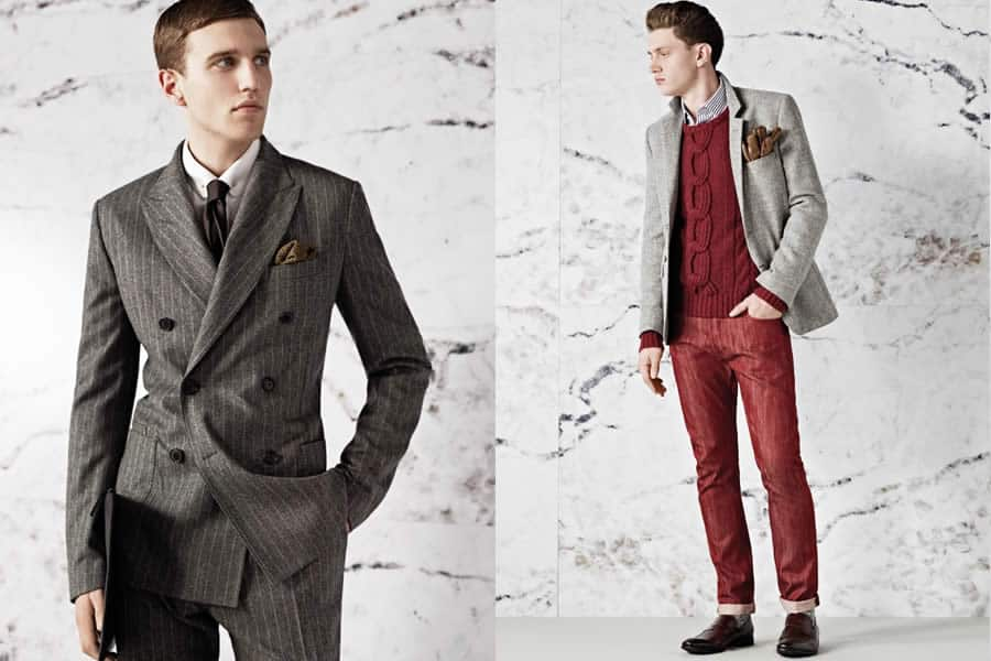 Reiss Autumn/Winter 2012 Men's Lookbook - Image #13