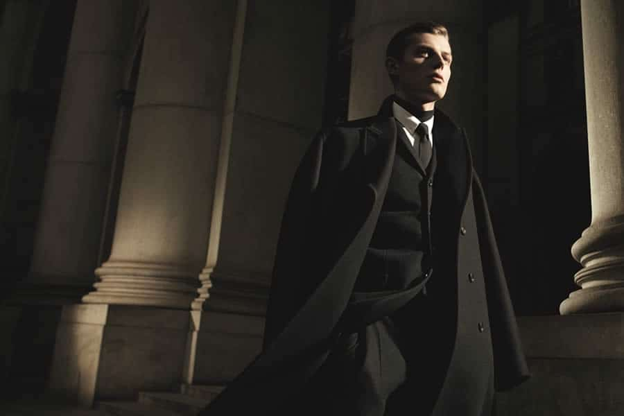 "Dior Homme Autumn/Winter 2012 ""Shadow"" Advertising Campaign - Image #5"