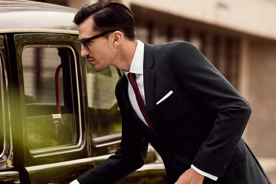 TM Lewin Autumn 2012 Men's Formal Collection Lookbook - Image #1