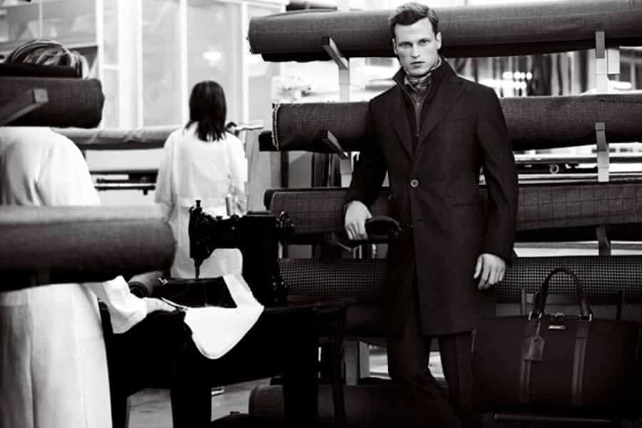 Corneliani Autumn/Winter 2012 Men's Lookbook - Image #3