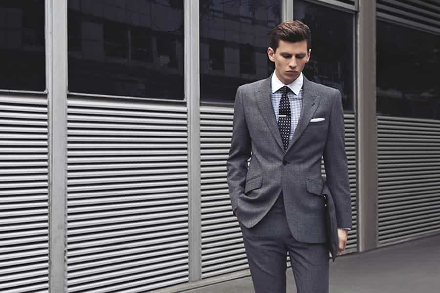 Reiss Autumn/Winter 2012 The Great Tailoring Movement Part 1 Men's Lookbook - Image #4