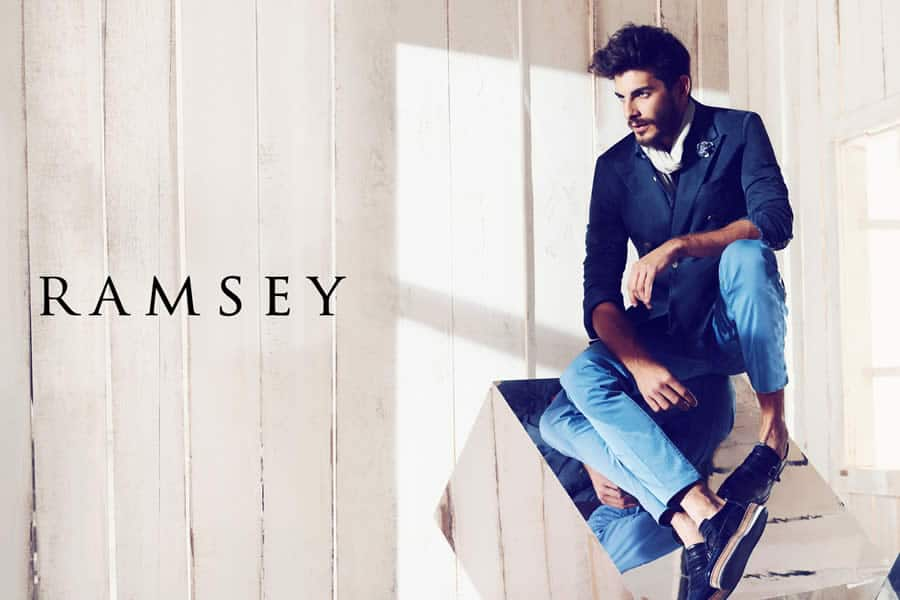 Ramsey Spring/Summer 2012 Men's Lookbook - Image #2