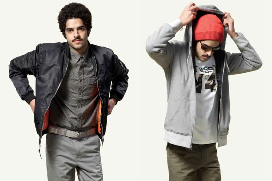 Stussy Autumn/Winter 2012 Men's Lookbook - Image #9