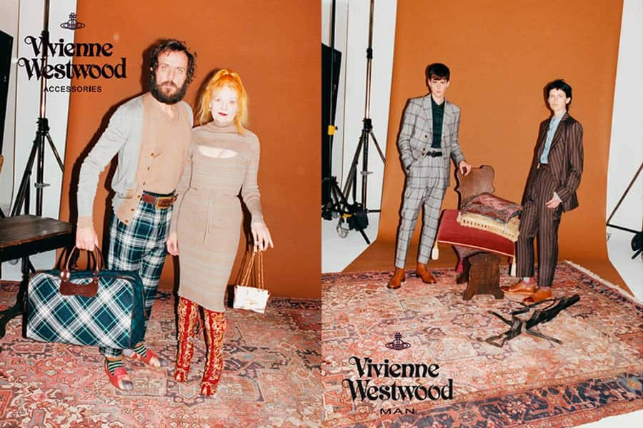 Vivienne Westwood Autumn/Winter 2012 Advertising Campaign - Image #1