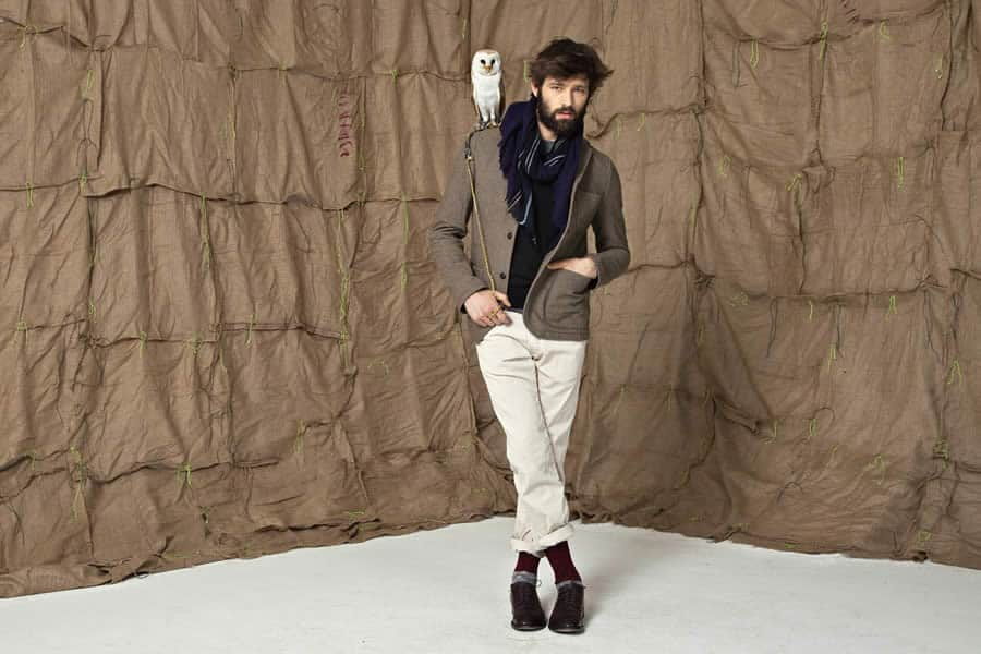 Bellerose Autumn/Winter 2012 Men's Lookbook - Image #6