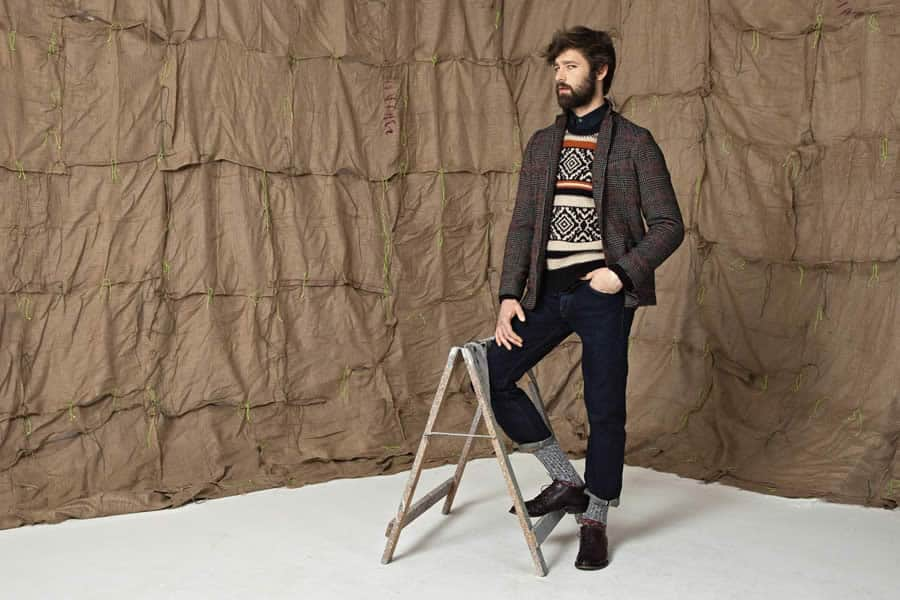 Bellerose Autumn/Winter 2012 Men's Lookbook - Image #8