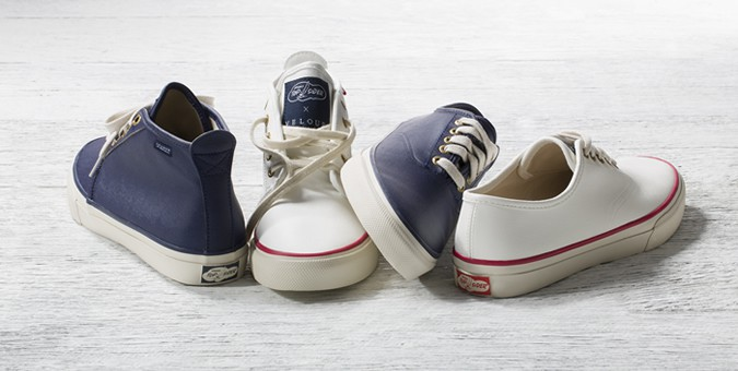 First Look: Velour By Nostalgi x Sperry Top-Sider Footwear