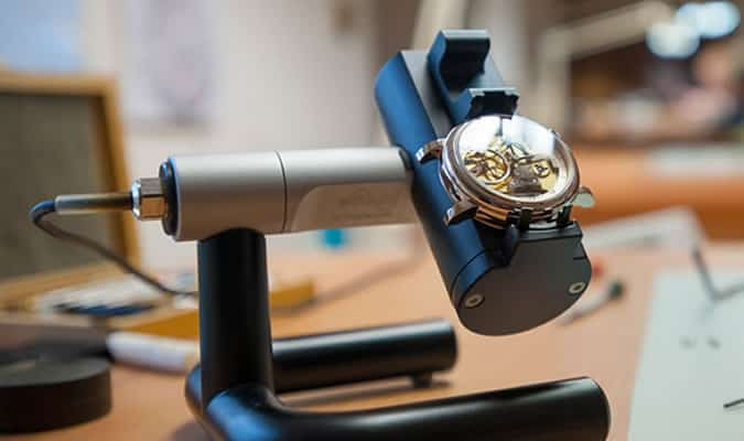 Roger Smith - Watchmaker